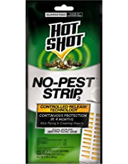 Hot Shot No-Pest Strip, Kills Flying and Crawling Insects, Penetrating Vapor
