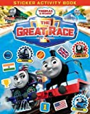 Thomas & Friends: The Great Race Movie Sticker Book (Thomas & Friends Film Tie in)