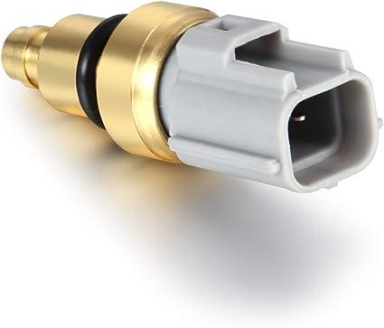 Madlife Garage 1089854 Kühlmitteltemperatursensor Thermoschalter Kühlmitteltemperaturgeber Temperaturfühler Temperaturgeber Fiesta V Van Ka Rb Street Ka Rl2 Auto