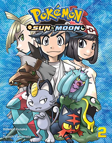 Pokémon: Sun & Moon, Vol. 2 (2) (Pokemon)