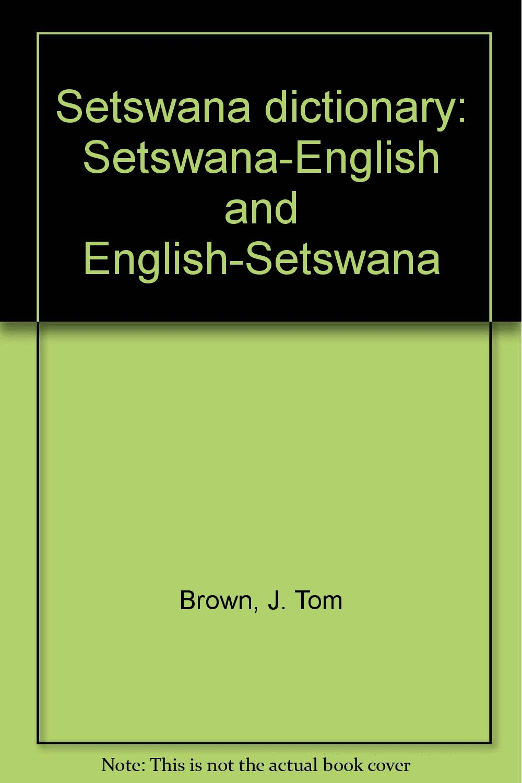 Top Five Setswana To English - Circus