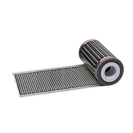 Mi-Heat 160Watt//m/² 0,5x1m Infrarot Heizfolie konfektioniert Infrarotheizung