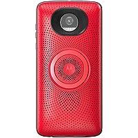 Moto Snap, Motorola, Stereo Speaker, PG38C02260, Vermelho