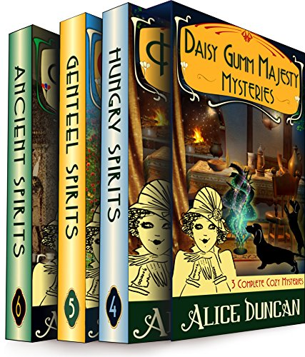 3 Daisies - The Daisy Gumm Majesty Cozy Mystery Box Set 2 (Three Complete Cozy Mystery Novels in One): Historical Mystery (Daisy Gumm Majesty Mystery)