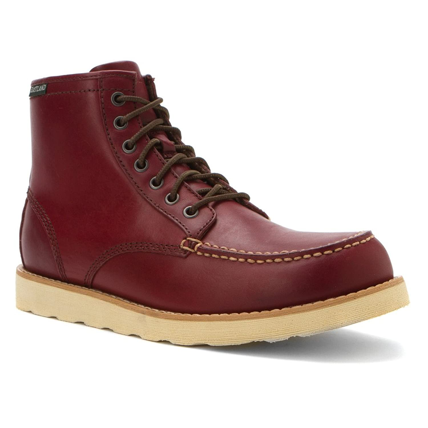 Eastland Mens Lumber Up Lace Up Boot,Chestnut Leather,9 D US