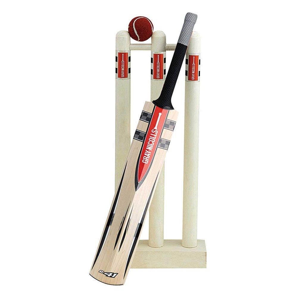 GN Mini juego de Cricket internacional conjunto Grays