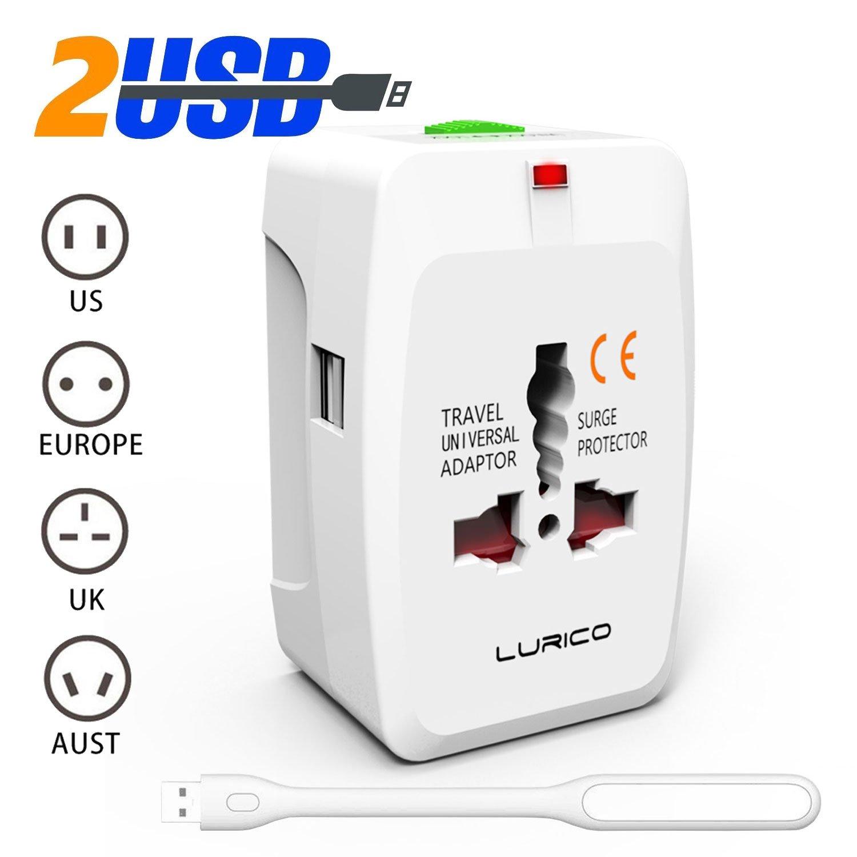 Amazon.com: lurico cargadores de pared AC Adapters Adaptador ...