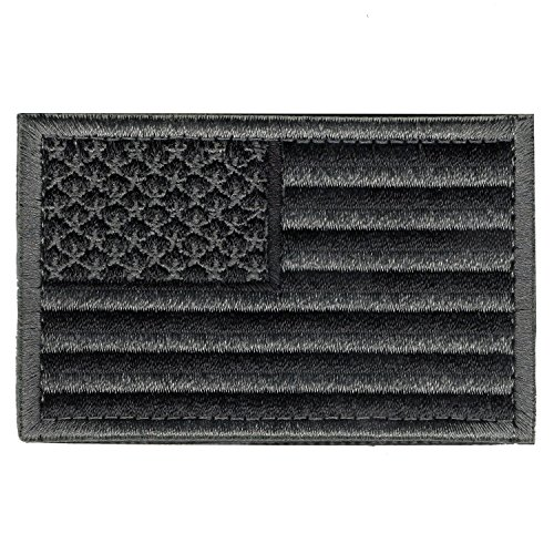 Patriot Club American Flag Embroidered Patch Tactical Morale