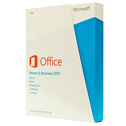 Office Home and Business 2013 32/64-bit (DVD)