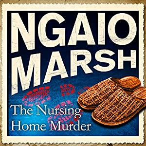 The Nursing Home Murder | Livre audio