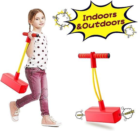 Los Mejores Regalos para Ni/ños Babyhelen Foam Pogo Jumper