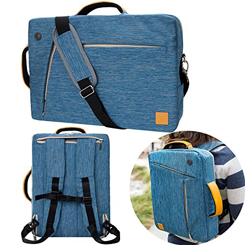 Convertable Bag (Laptop Bag 13.3 14 Inch, Convertable Laptop Backpack Shoulder Bag Briefcase Sleeve Bag for MacBook Air/Pro, Dell XPS 13, Lenovo Yoga 920/ThinkPad X1, Asus ZenBook UX330UA)