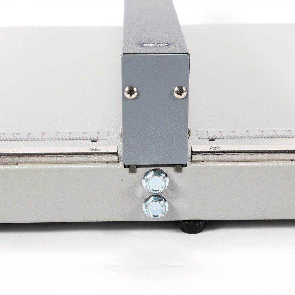 prit 46CM scoring//creasing machine Nutmaschine Rillmaschine Faltende Maschine AUS DE
