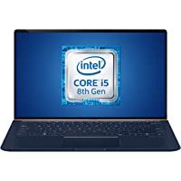 "Asus Zenbook UX433FN-A5363T, Notebook con Monitor 14"", Anti-Glare, Core i5 8265U, RAM 8GB, 256GB SSD PCIE, Windows 10, Scheda Grafica da 2 GB GDDR5"