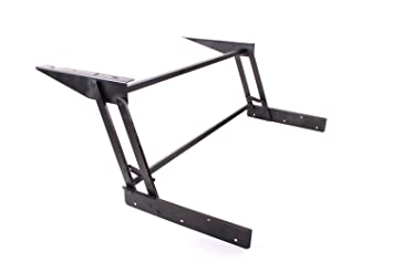 Lift up Top Large Coffee Table DIY Hardware Fitting Furniture Mechanism  Hinge Spring With Mounting Screws