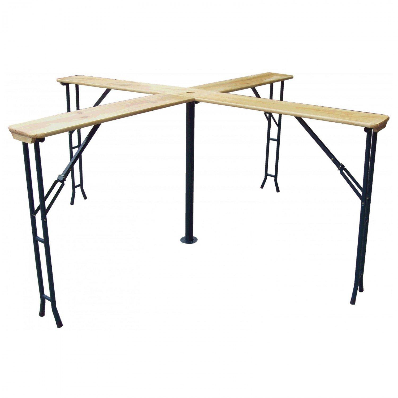 stehtisch eckig klappbar good stehtisch quattro klappbar biertisch bartisch x x cm with. Black Bedroom Furniture Sets. Home Design Ideas