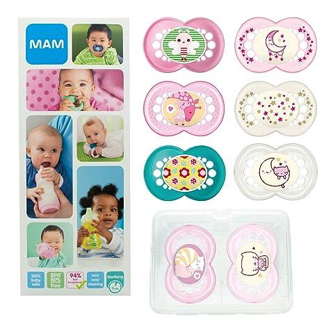MAM Day & Night Soothing Set, juego de regalos para bebés de ...