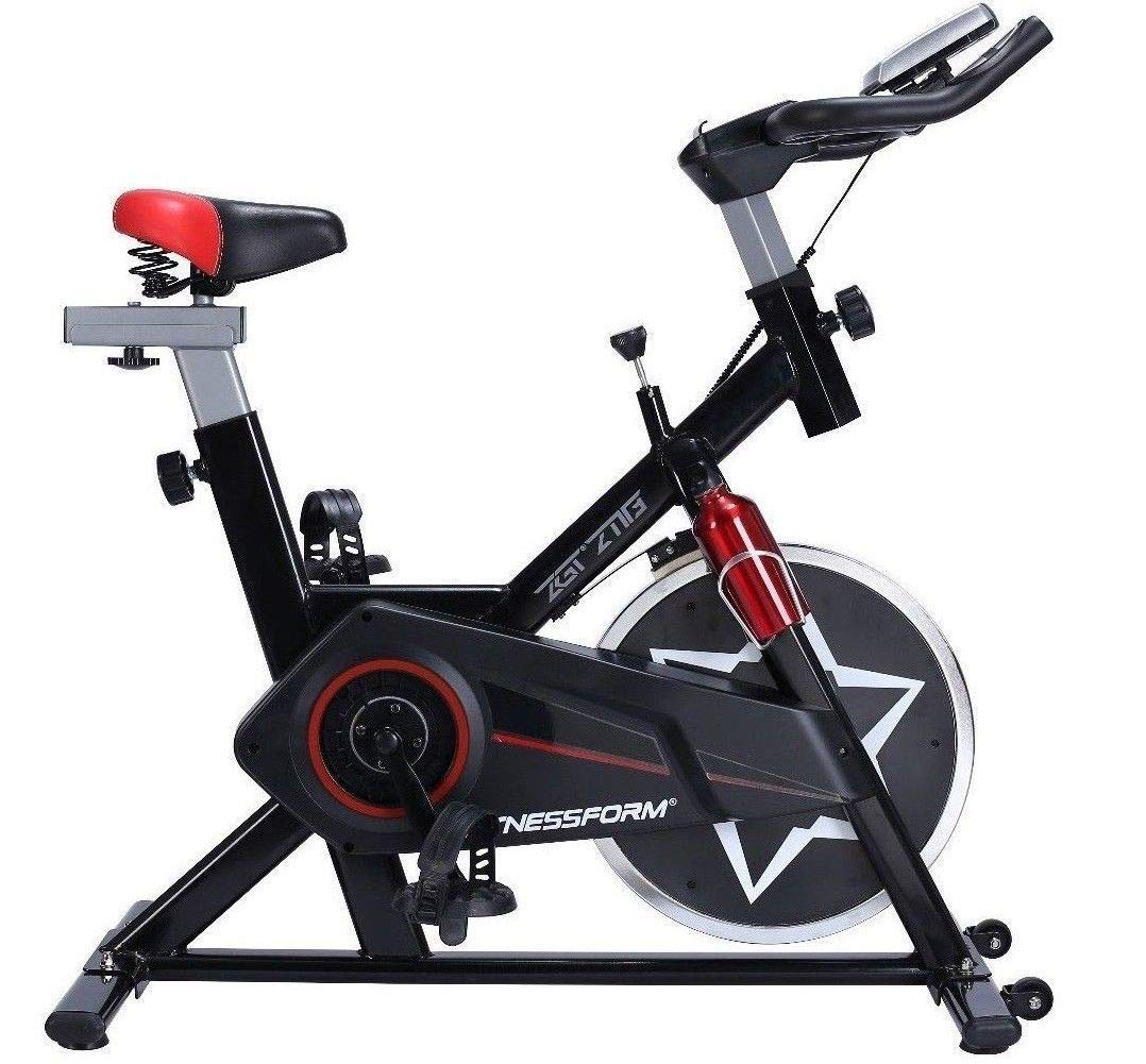 Fitnessform ZGT® ZT113 Pro Indoor Spinning Exercise Bike | 2018 Model | Spinner Bike