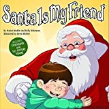 Santa Is My Friend® Book and Picture Frame Set by Marisa L. Medlin (2015-05-03)