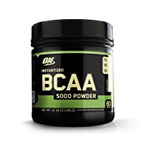 OPTIMUM NUTRITION Instantized BCAA Powder Unflavored, 5000mg