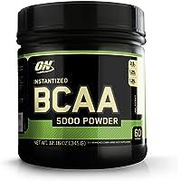 OPTIMUM NUTRITION 即食BCAA粉末,无味,酮交友链支精华氨基酸粉,5000毫克,60份