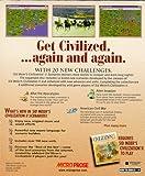 Civilization II Expansion: Scenarios - Conflicts in Civilization