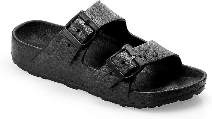 SEVEGO Women's Comfort Footbed Sandals