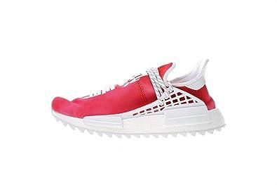 scarpe human race rosso