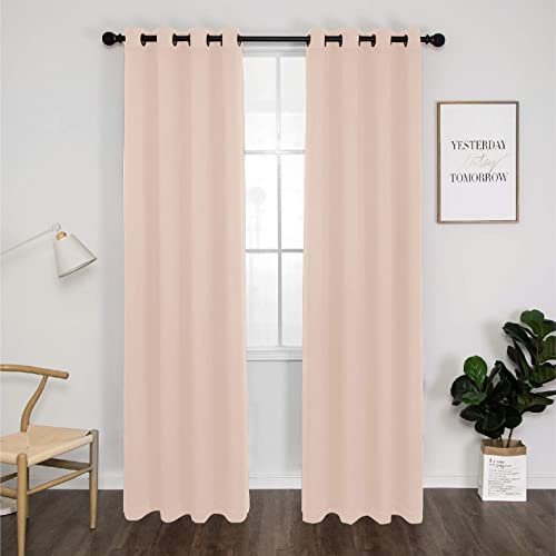 Thermal 100 Blackout Grommet Curtain