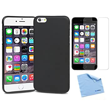 "e6947a11007 BIRUGEAR Accesorios de 3 piezas para el Apple iPhone 6 4.7"": Funda TPU  Flexible"