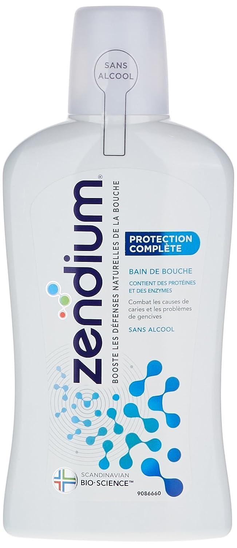 Zendium Complete Protection Enjuague bucales 500ml: Amazon ...