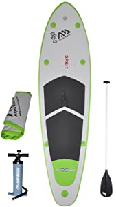 Aqua Marine SPK-1 Inflatable SUP review