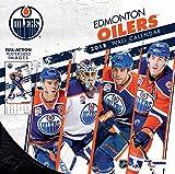 Edmonton Oilers 2018 Calendar