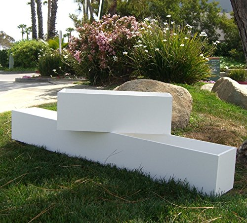Estate Collection PVC Liner 72in. L X 10in. W X 10in. H by Windowbox