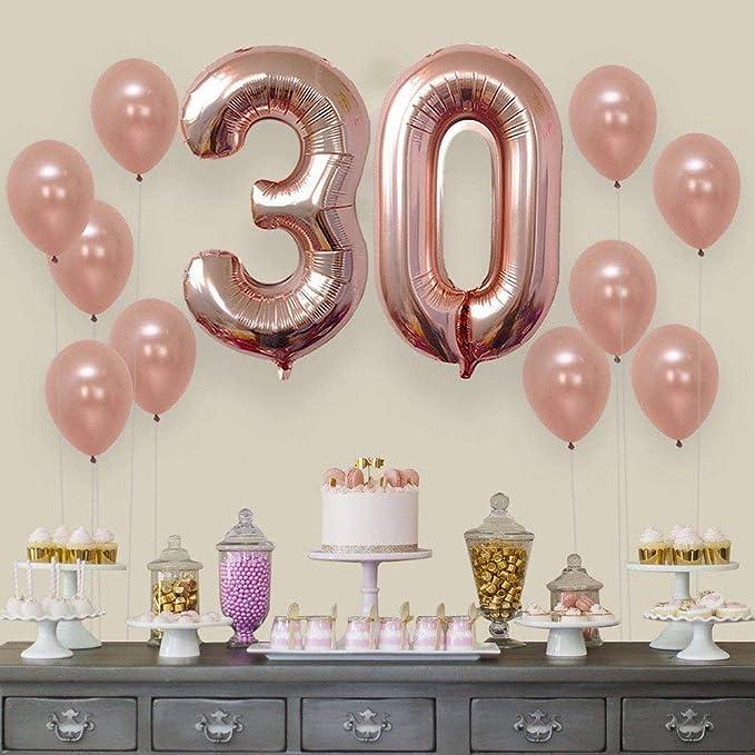 Déco  Fête Anniversaire Mariage 24cm 24 Ballons de baudruche