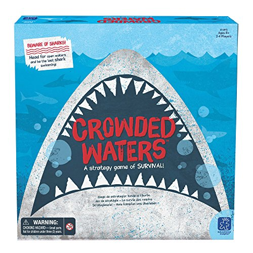 Educational Insights Crowded Waters Game -