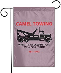 Sheriff K-9 12 x 18 Inch Floral Garden Yard Flag Banner for House Decorative Home Yard Sign
