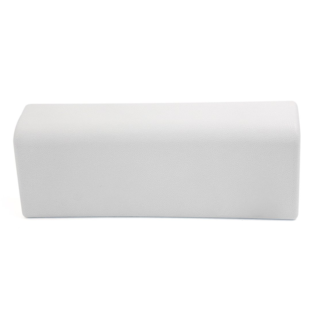 uxcell Waterproof Spa Bath Pillow Non-Slip Headrest Shoulder Sponge Bathtub Cushion White