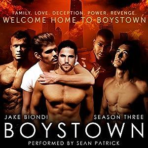Boystown, Season Three Audiobook