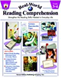 Real World Reading Comprehension For Grades 3-4