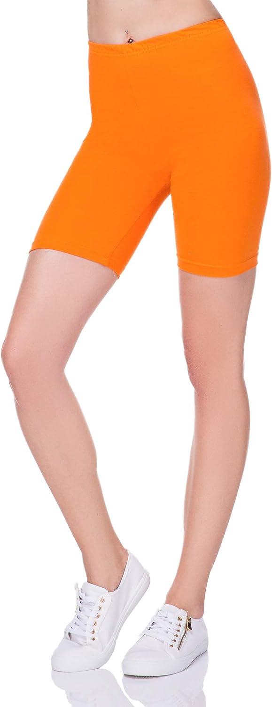 Softsail - Mallas para mujer (1/2 algodón, lisas, deportivas ...