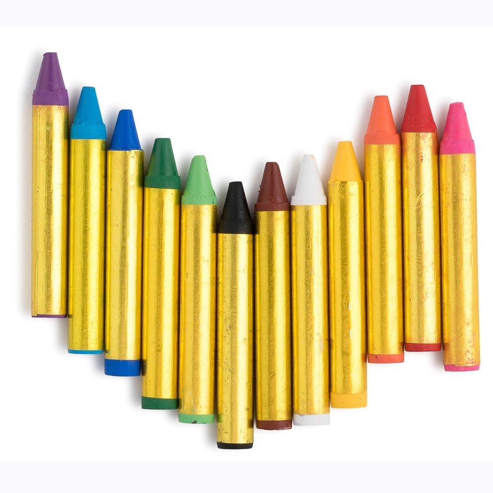 Amazon.com: Dress Up America 12 Color Face Paint Safe