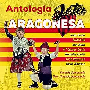 Antología de la Jota Aragonesa: Jesús García, Piedad Gil