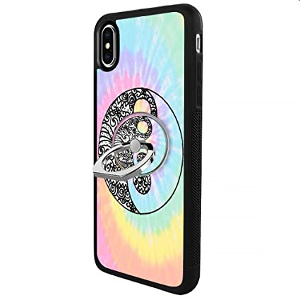 coque iphone x bague support