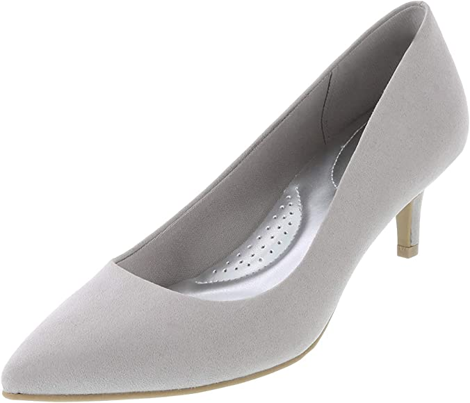 Jeanne Pointed-Toe Pump 5 Wide