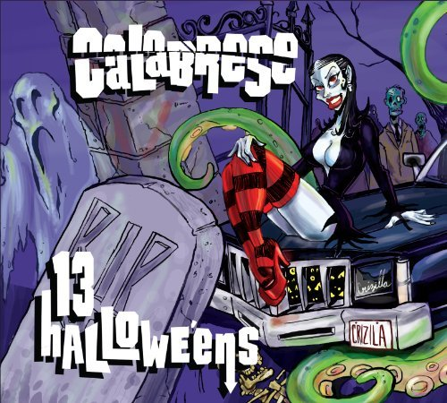 13 Halloweens by Calabrese -
