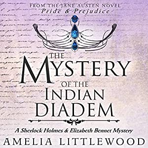 The Mystery of the Indian Diadem Hörbuch