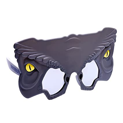 41b1c10d60 Image Unavailable. Image not available for. Color  Sun-Staches Costume  Sunglasses Lil  Characters Jurassic Park Blue Raptor Party Favors UV400