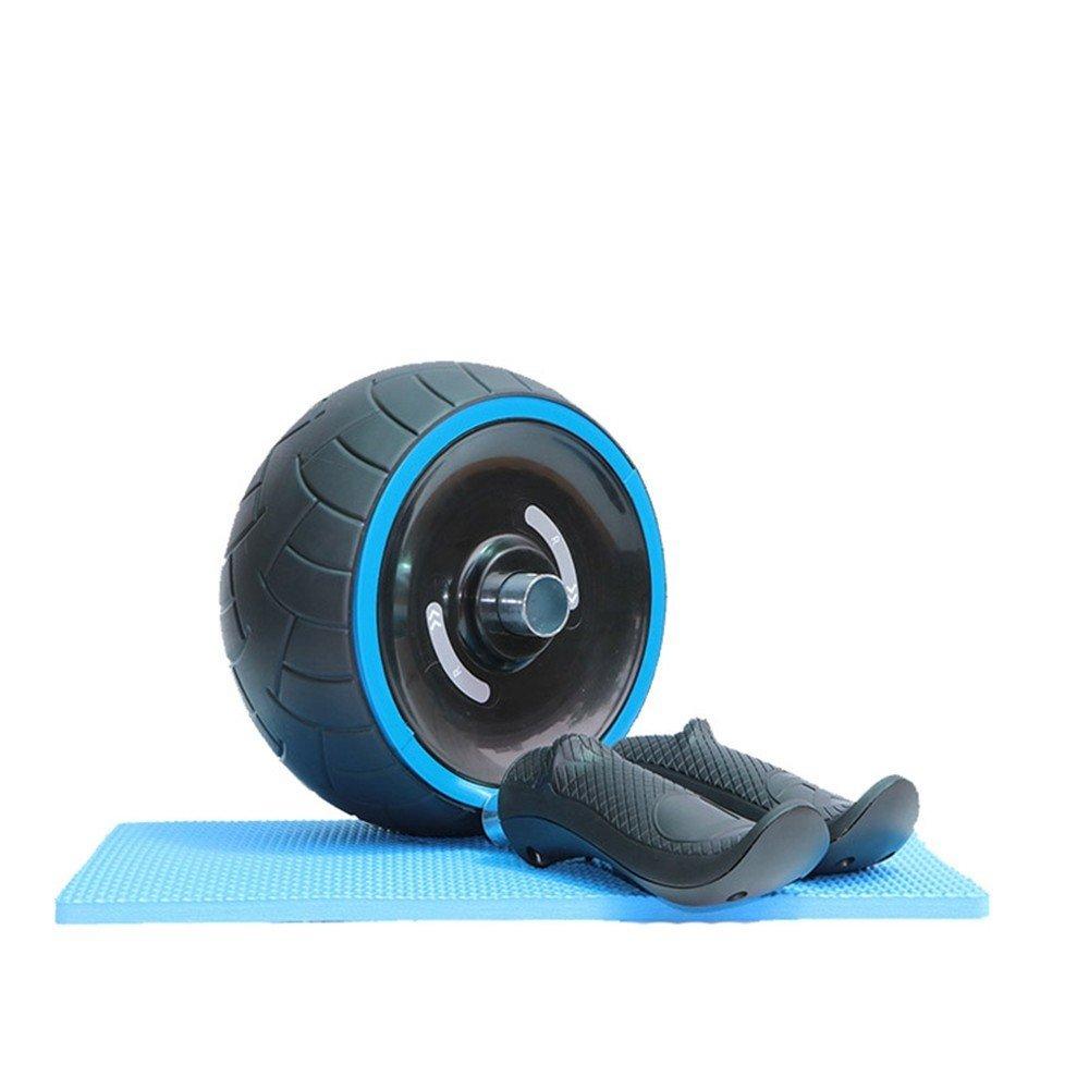 ZHANGYUSEN Die Abdominal- Rad Ab Rollen Keine Geräusche Core Trainer Taille Arm Stärke Trainning Body Building Fitness