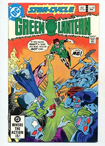 Green Lantern #152 Star